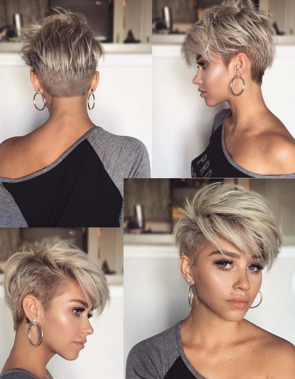 Undercut Pixie Haircuts For Short Hair Stylesmod