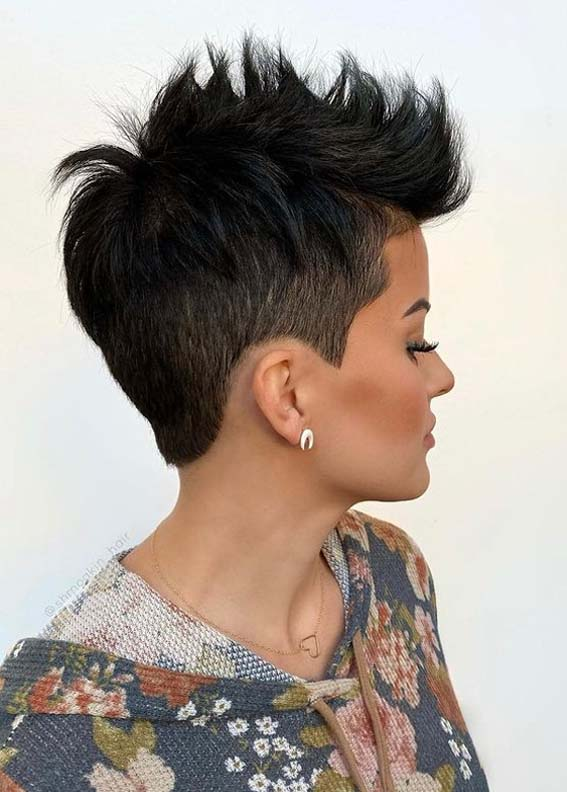 Eye-Catching Pixie Cuts for Short Hair You Must Try Nowadays